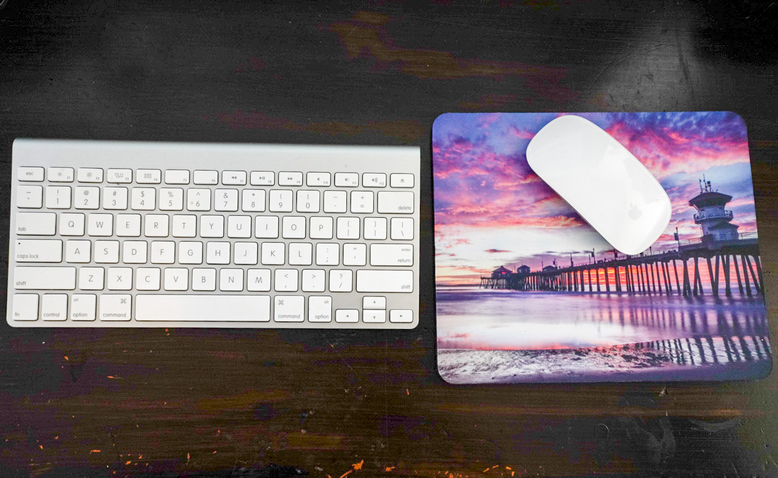 Mouse Pads Ricky Shoots Sturdy Our Come In One Perfect Size 925 X 775 And Are 1 8 Thick Your Photo Will Appear On A Fabric Surface Be Reinforced By